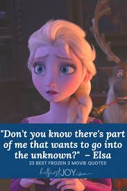 magical frozen movie quotes from olaf anna elsa others