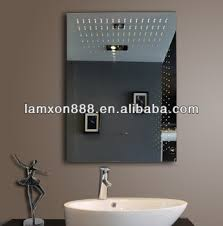 led infinity bathroom mirror for
