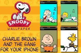 peanuts wallpaper iphone ipad game