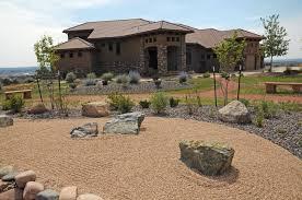 landscaping a colorado zen garden