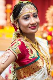 chicago il south indian wedding by