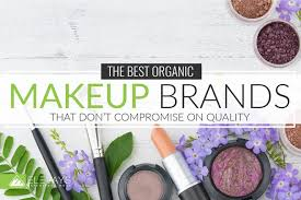 the best organic makeup brands that don