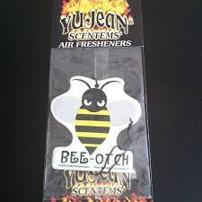 Bee Otch Air Freshener Air Freshener Bee Air Fresheners