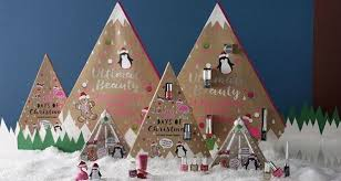 advent calendars from 10 at penneys
