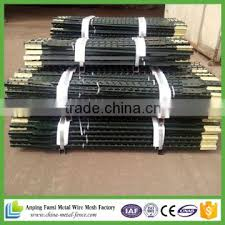 Fence Post Buy Green Painted Heavy Duty T Bar Fence Post Quality Choice On China Suppliers Mobile 103599007