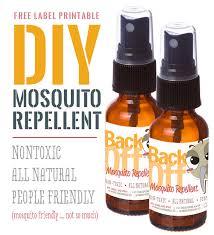 diy non toxic mosquito repellent flo