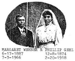 Phillip Gehl (1874-1918) | WikiTree FREE Family Tree