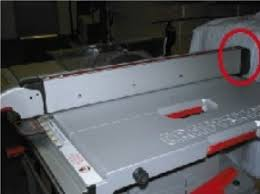 Cpsc Sears Roebuck And Co Announce Recall Of Table Saw Rip Fences Cpsc Gov