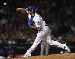 Alzolay, Chatwood to make starts for Cubs vs. Braves
