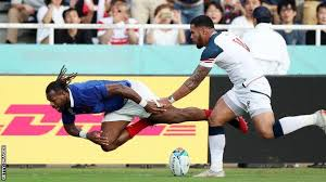 rugby world cup france beat united