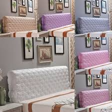 bed headboard slipcover protector cover