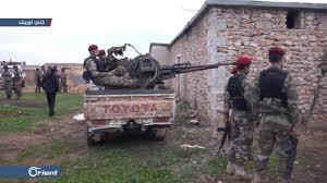الجيش الوطني يستمر بإرسال تعزيزات عسكرية إلى جبهة منبج سوريا