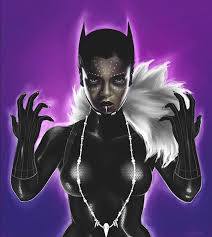 Klaws Of Wakanda — Queen Shuri, by Adriana Miller:...
