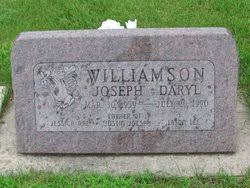 Joseph Daryl Williamson (1959-1990) - Find A Grave Memorial