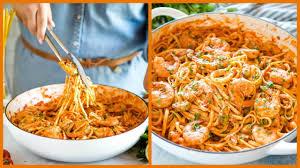 Seafood Marinara Linguine ...