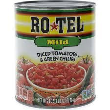 rotel dc tom mild superlo foods