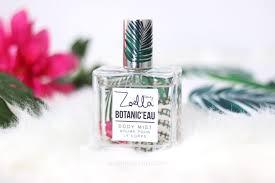review zoella beauty splash botanics