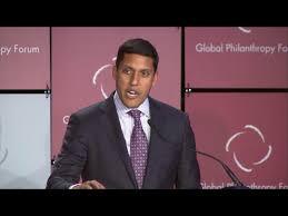 Rajiv Shah - Global Philanthropy Forum