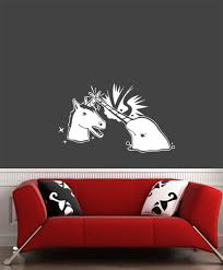 Wall Narwhal V Unicorn Design 2 Wall Vinyl Decal C Yydc 28 W X 17 White For Sale Online