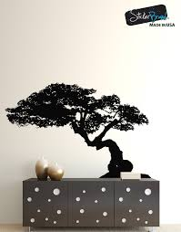 Vinyl Wall Decal Sticker Weird Bonsai Ac228 Stickerbrand