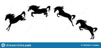 Horse Jump Stock Illustrations 4 220 Horse Jump Stock Illustrations Vectors Clipart Dreamstime