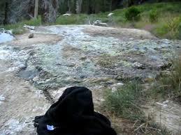 Iva Bell Hot Springs - YouTube