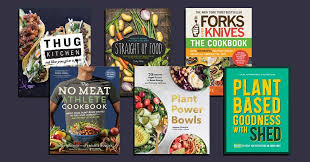 The Best Plant-Based Diet Cookbooks | Nicely Nourished by SHED.
