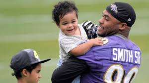 Family first: For Ravens' Steve Smith Sr., 'being a dad is the ...