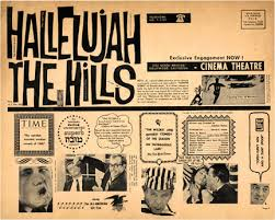 Hallelujah the Hills with Scorpio Rising | Adolfas Mekas, Kenneth ...