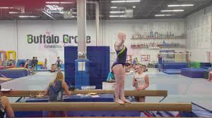 Isabelle West Class of 2020 Beam Update July 2017 (College Gymnastics  Recruiting) - YouTube