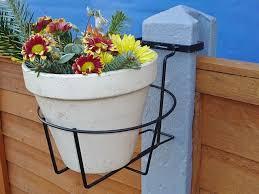Wbcp4 Concrete Fence Post Pot Holder