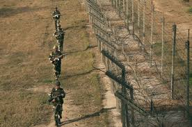 Pak Army Paranoid About India S Smart Fence Project Defense News