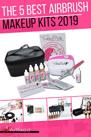 the 5 best airbrush makeup kits 2020