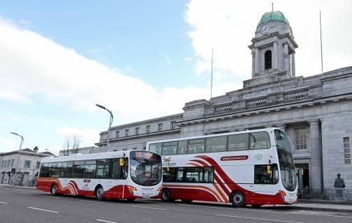 travel by bus in Carrick on Shannon