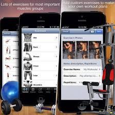 bodybuilding workouts app fitnish com