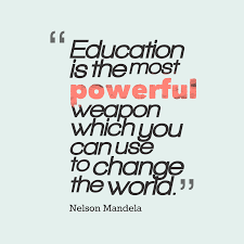 nelson mandela quote about change