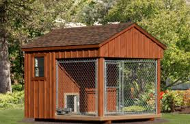 Amish Dog Kennels Protect Your Dogs Insulated Available