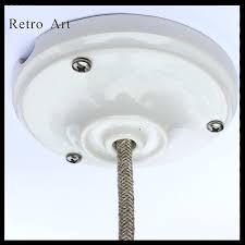 ceiling pendant lamp cord set