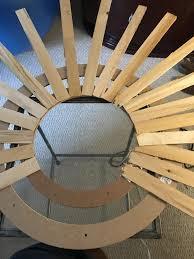 sunburst mirror diy and creative