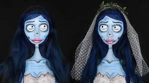 the corpse bride makeup tutorial you