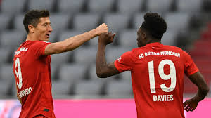 Bayern Munich 5-0 Fortuna Dusseldorf: Champions move 10 points ...
