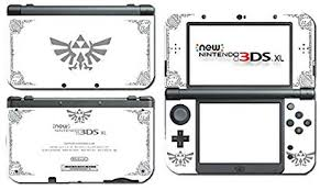 Legend Of Zelda Majora S Mask Special Edition White Silver Video Game Vinyl Decal Skin Sticker Cover For The New Nintendo 3ds Xl Ll 2015 System Console Eximbrld 50