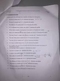 ccbc math 081 third edtion translating