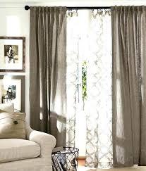 patio door curtains baromet info