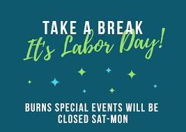 Burns Rent-Alls, Inc. Special Events - Posts | Facebook