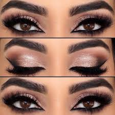 prom makeup choose the best bination