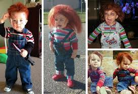 chucky halloween costume for toddlers