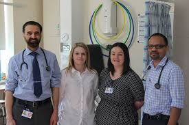 Stroke research recognition for national trial recruitment - North Tees and  Hartlepool NHS Foundation Trust | North Tees and Hartlepool NHS Foundation  Trust