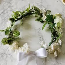 diy files flower crown shannon claire