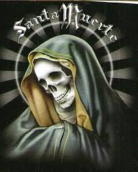 wallpapers de santa muerte imagui